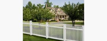 What To Avoid When Installing A White Pvc Fence And Gates By Aruvil International Trepup Com