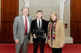 Adam McDonald Honored with Distinguished Alumni Award | Department of Music  and Theatre