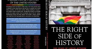 """Adrian Brooks: Adrian Brooks, Judy Shepard and """"The Right Side of History"""""""