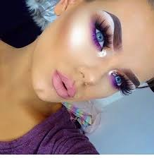 purple makeup inspiration milas net