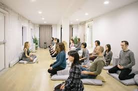 Meditation Centers Get in Touch With Modern Age - WSJ