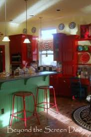 Bright & Cheerful Kitchen - Sonya Hamilton Designs