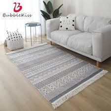 2020 New Delicate Cotton Carpets For Living Room Bedroom Kid Room Rugs Home Carpet Bedroom Rug Rugs For Children Rooms Carpet Aliexpress