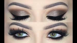 easiest eye makeup tutorial for