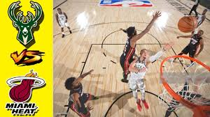 Miami Heat vs Milwaukee Bucks - FULL Highlights 1st Qtr I Game 1 I NBA  Playoffs ( Aug 31, 2020) - YouTube
