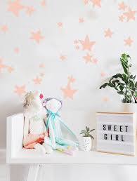 Scattered Stars Wall Decal Star Wall Decals Star Decals Wall Decals