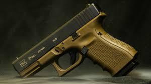 gun pistol glock glock 19 9 mm