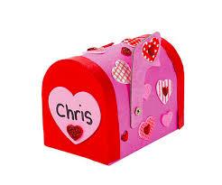 econocrafts diy valentine mailbox craft