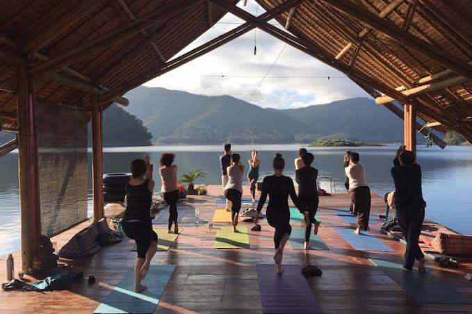 Image result for Yoga retreat in chiangmai""