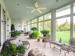 enclosed patio designs lovely ideas