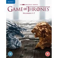 complete seasons 1 7 blu ray box set