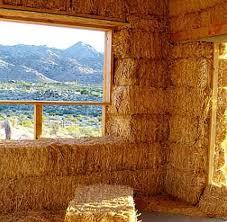 strawbale b b guest retreat cob house
