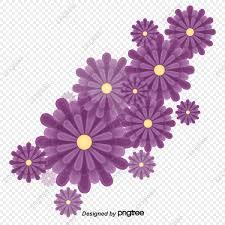 خلفيات زهور ناقلات الخلفية الزهور Png والمتجهات للتحميل مجانا