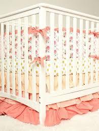 2 piece set includes ruffle crib