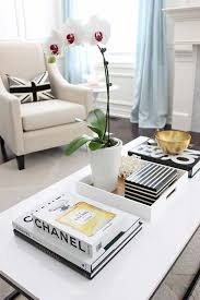 coffee table books decor