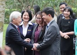 """Tổng Bí thư, Chủ tịch nước Nguyễn Phú Trọng: """"Học tập Bác là học cách làm người"""""""