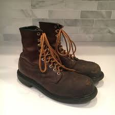 men s red wing 2233 usa made steel toe