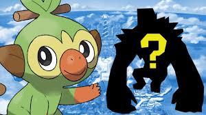 Predicting Pokemon Sword And Shield Starter Final Evolutions - YouTube