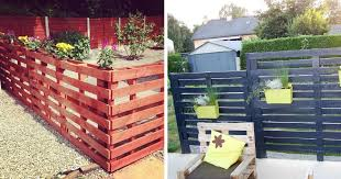 11 Pallet Fence Projects Anyone Can Build Homemaking Com