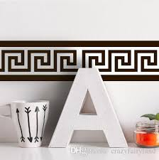 Self Adhesive Wallpaper Borders Waterproof Kitchen Bathroom Wall Decorative Borders Papers Stickers For Living Kids Room 26 Design Tile Decals Tile Decals 4x4 From Crazyfairyland 2 93 Dhgate Com