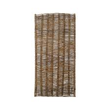 Willow Screen Cane Rolls Bamboo Roll Panel Pressure Treated Wooden Garden Products For Outdoor Use