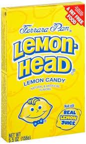 lemonhead candy 5 5 oz nutrition