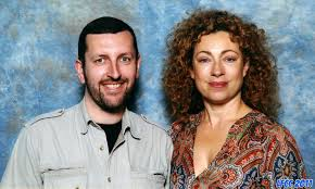 Alex Kingston Height - How tall