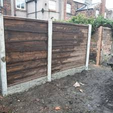 Close Board Or Waney Lap Fences Advanced Fencing