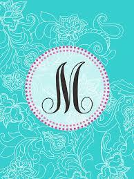 صور خلفيات حرف M بطاقات عشقان