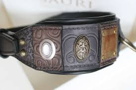 kona custom made dog collar medium