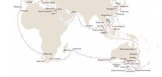 cunard world voyage 2017 queen mary 2