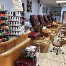 nail salons in woodstock yelp