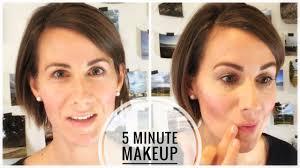 maskcara makeup tutorial five minute