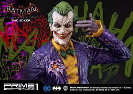 batman arkham knight the joker scale statue by prime