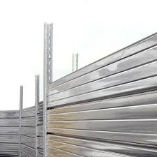 Construction Site Fence With Panels Galvanized Steel Modular Marcegaglia