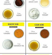 best homemade face masks clear acne