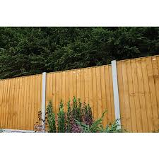 Wickes Dip Treated Featheredge Fence Panel 6 X 6ft Wickes Co Uk