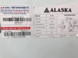 Tủ Đông Kính Cong Alaska SC-601B, 600L mới 99,9% - 75715014