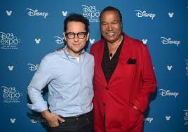J.J. Abrams on Billy Dee Williams' Headline-Making Esquire ...