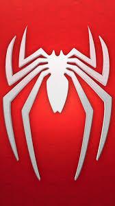 wallpaper spiderman logo background