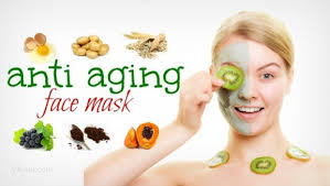 homemade anti aging face mask recipe