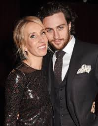 Aaron Taylor-Johnson and Wife Sam Cutest Pictures | POPSUGAR Celebrity