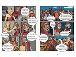 RebootFanta — Pagine tratte da Il pianeta delle scimmie 4... (con ...