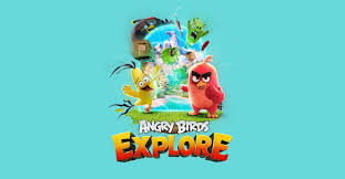 Angry Birds hops on the AR bandwagon with new mini-game collection