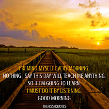good morning quotes for a happy day pics