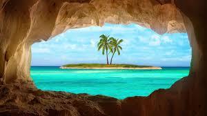 خلفيات شاشه جميله للكمبيوتر واللاب توب Beautiful Islands