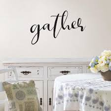 Quotes Wall Decals Wall Decor The Home Depot