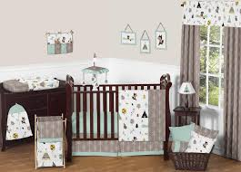 animals baby boy crib bedding sets