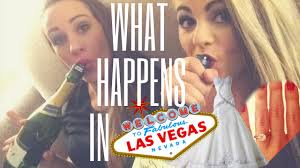 WHAT HAPPENS IN VEGAS... - YouTube