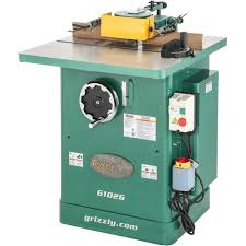 Grizzly Industrial 3 Hp Shaper G1026 The Home Depot